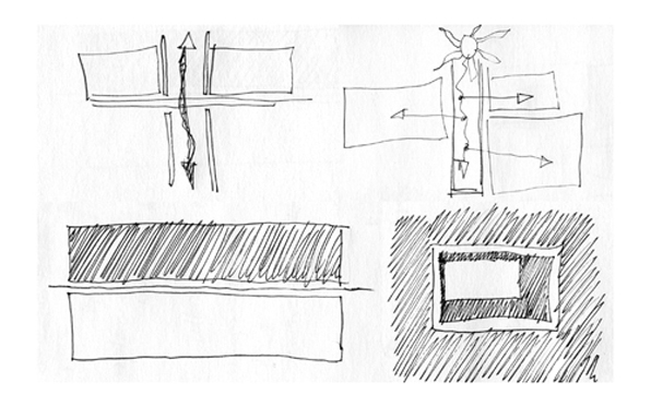parti diagrams, part one — M. Gerwing ARCHITECTS