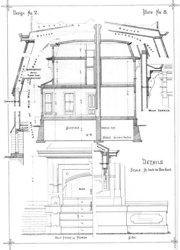 Victorian framing