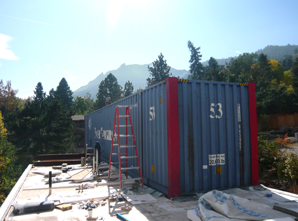 Container setting 03
