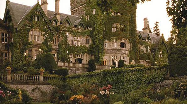 Xavier's mansion