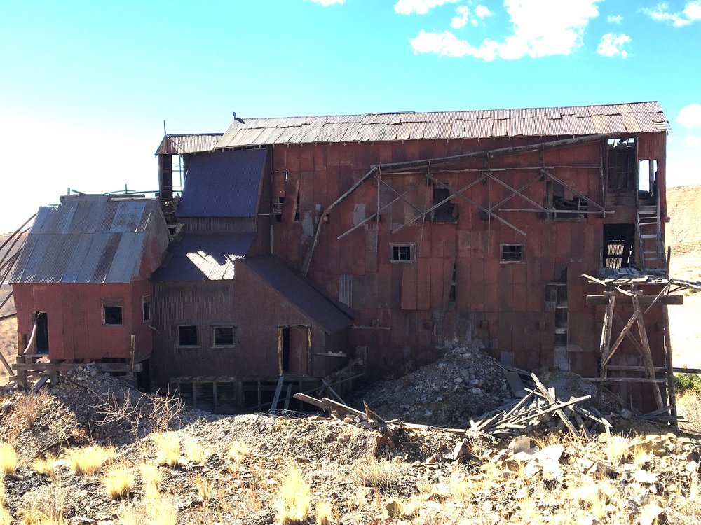 mining building, Cripple Creek