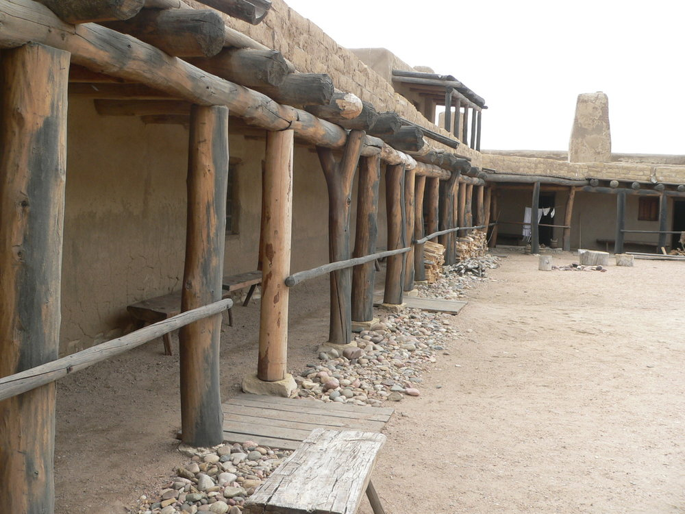 Bent's Fort, Colorado