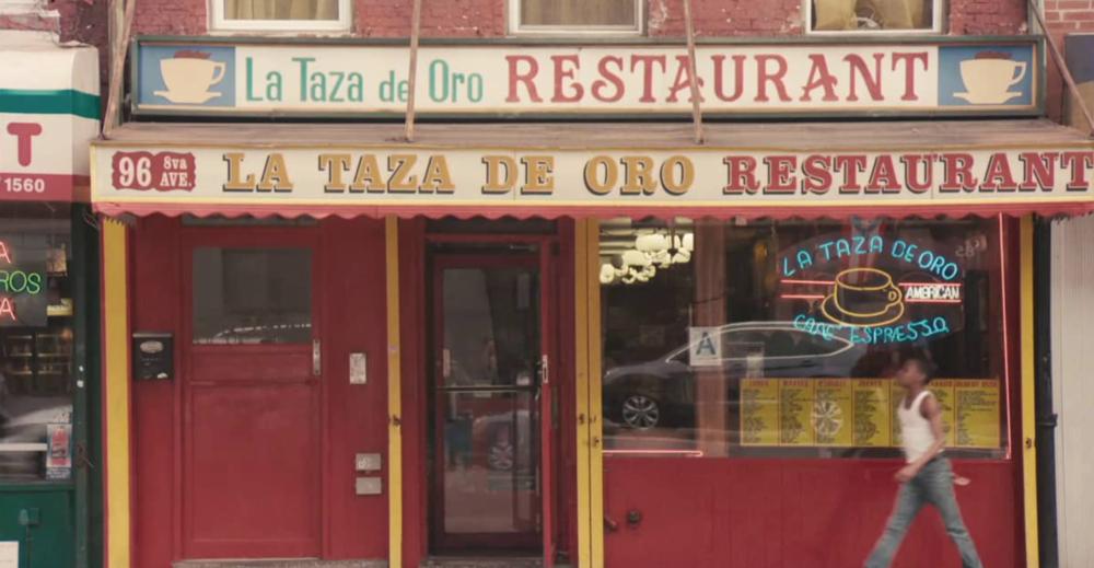 La Taza de Oro  music video for Waldemar Schwartz