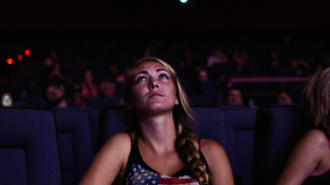 Dark Night  narrative feature, Sundance 2016