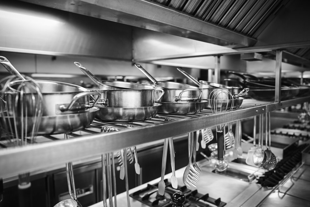 Getting Started in a Pro Kitchen