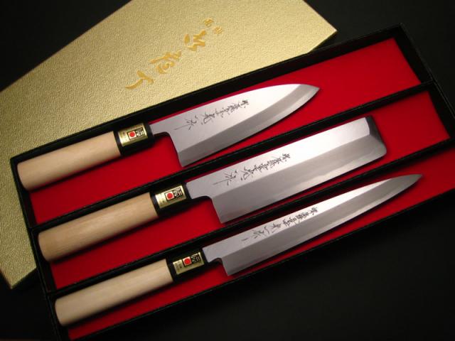 Morimoto Cutlery Sakai Knives
