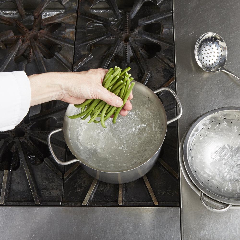Vegetable Cooking Methods