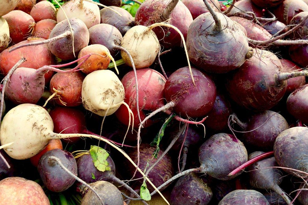 Root & Tuber Vegetables