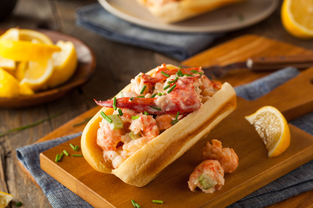 New England Lobster Roll