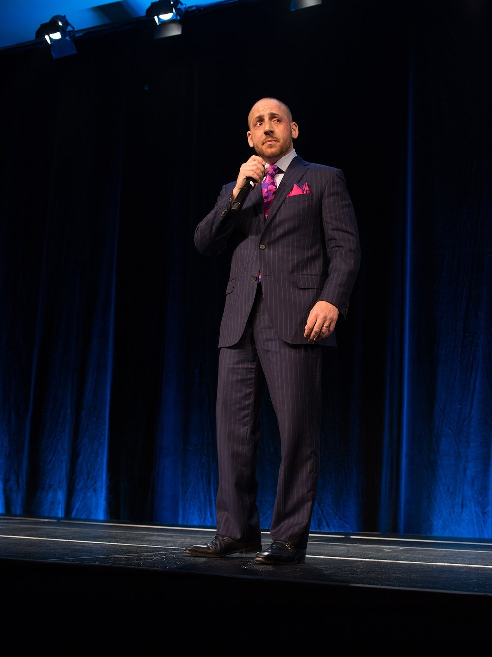 Jordan's Journey 2017 - Kate Lauren Studios  Keynote speaker Kevin Hines