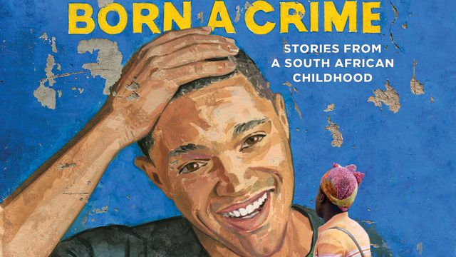 See Trevor Noah talk about his book,Born a Crime: Stories from a South African Childhood at Symphony Space, 95th and Broadway, 13 July