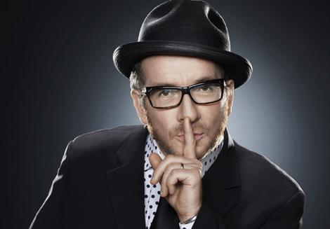 See Elvis Costello at Central Park SummerStage on 15 June.