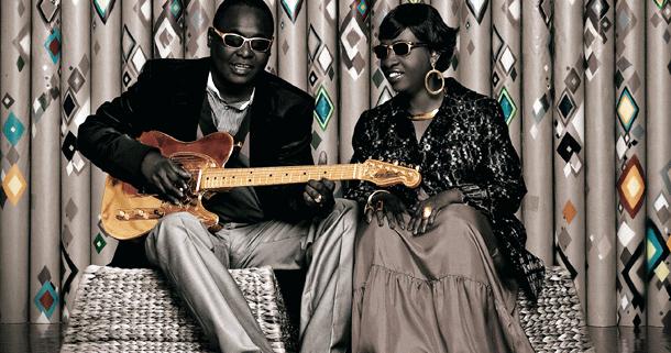 See Amadou & Mariam at Celebrate Brooklyn this weekend!