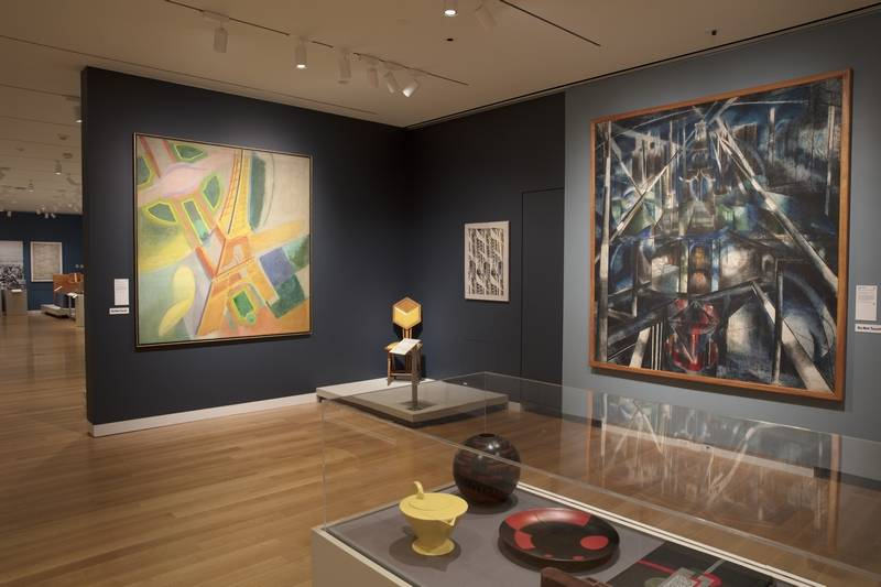 Get hip to the groove, cat, and check out The Jazz Age, a multi-media experience of more than 400 examples of interior design, industrial design, decorative art and architecture at Cooper Hewitt