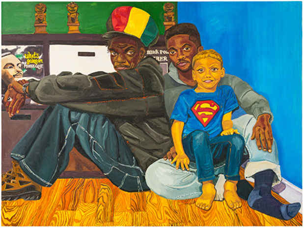 Just 28 years old, Jordan Casteel is already a breakthrough with her larger-than-life oil on canvas paintings of black males exhibiting the sociopolitical narratives of Harlem.