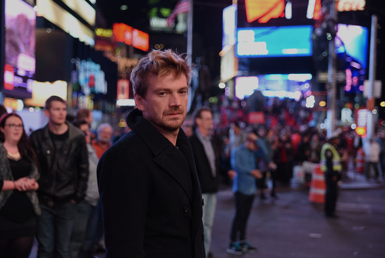 Nico had a bright future acting in Argentina. Now he's in New York City and struggling to get by doing odd jobs, as well as balancing his old glamorous image in Nobody's Watching.
