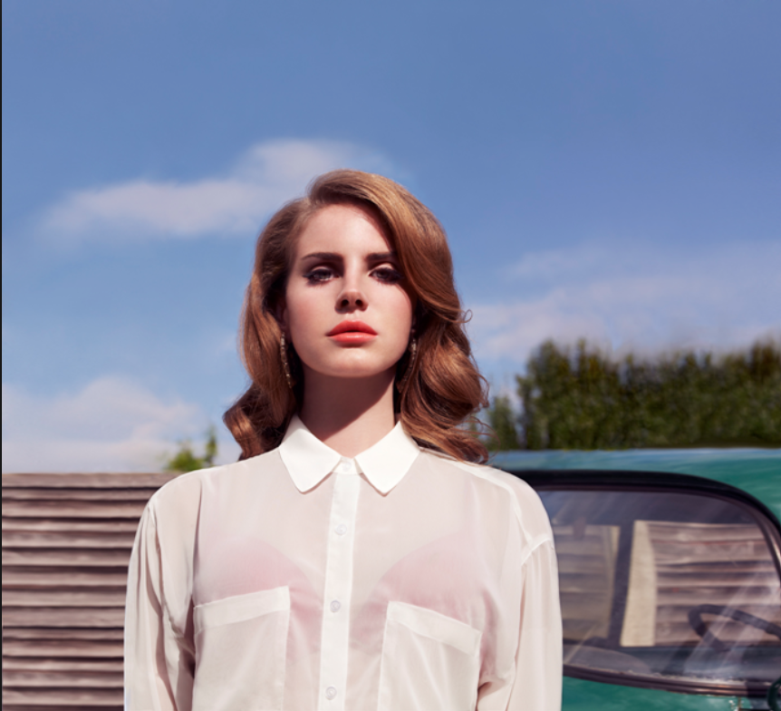 Lana Del Ray can't wait to see you at her Terminal 5 show... well, maybe she can.