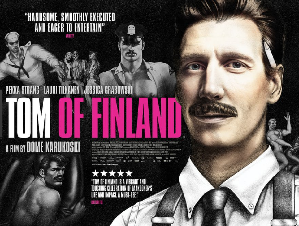 When decorated officer Touko Laaksonen returns home after World War II to a Helsinki rampant with gay persecution, he finds refuge in his liberating art in Tom of Finland.