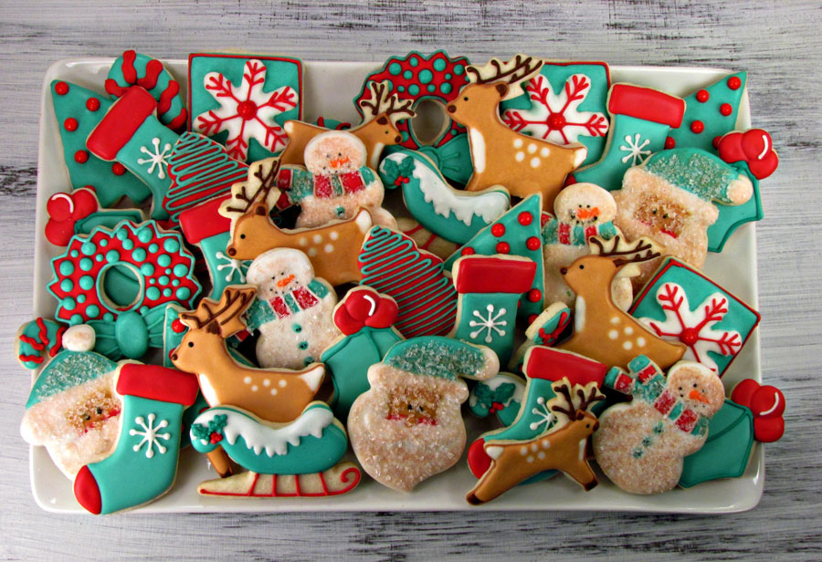 In lieu of beer at 10am, try a Christmas cookie at St. Nicholas of Myra Orthodox Church.
