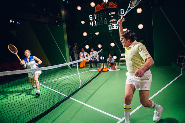 See the high-intensity theatrical retelling of the unforgettable Battle of the Sexes tennis match that couldn't be captured by the movie. In Ballsat 59E59.
