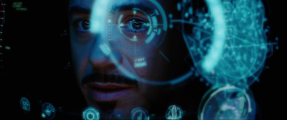 Image 3: Iron Man HUD