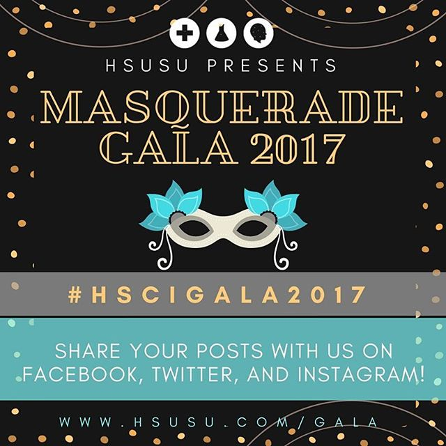 We've sold out of tickets for the #HSCIGala2017 event! Thank you! We're so excited to celebrate and share memories together! Be sure to use the hashtags to share your posts and follow updates! ✨🎭💃🏻🍾