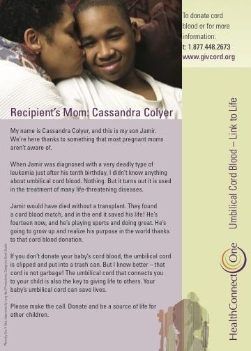 Cassandra & Jamir