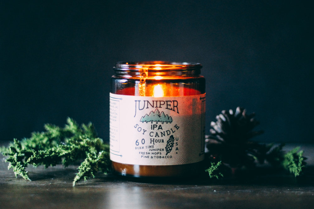 JUNIPER IPA CANDLE