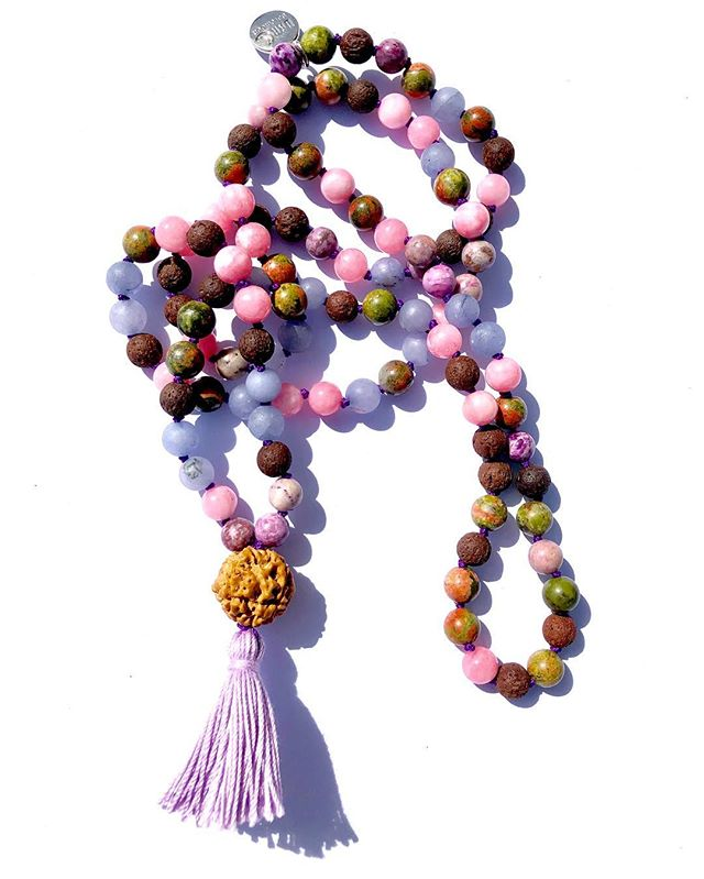 Still searching for the perfect Mother's Day gift? DarcMoon Malas are perfect && can still make it by the 12th if orders are placed by this weekend!! 🌸 . Browse new designs on Darc-Moon.com or message for last minute custom orders 🌙 . . . . . . . . . . . . #DarcMoon #jewelry #mala #malas #malabeads #necklaces #necklace #gemstones #accessories #intention #jewelrygram #accessoryaddict #instajewelry #denverevents #meditate  #quote #handmade #mothersdaygiftideas #denverartists #yoga #mothersdaygifts #jewelrymaking #mothersday #mindfulness #malanecklace #colorado #gemstones #denver #artisan #prayerbeads