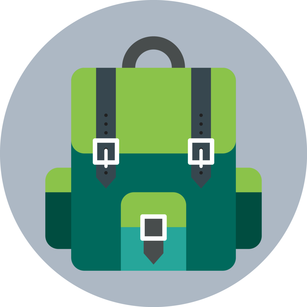 backpack coding programs graphic
