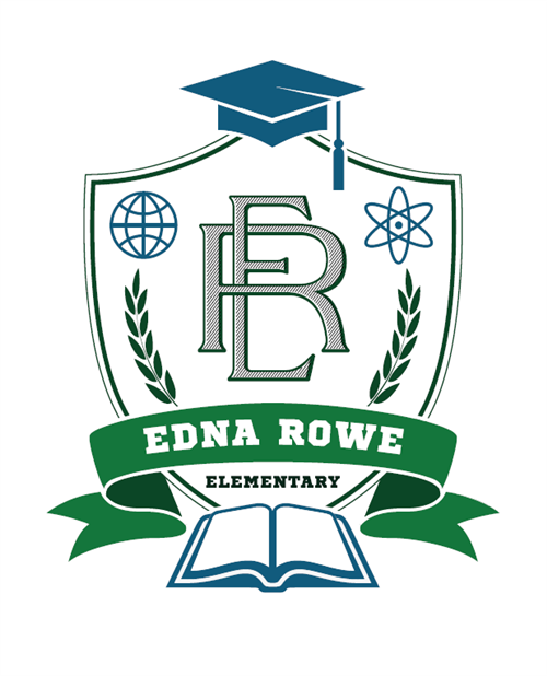 Edna Rowe Logo.  Credit: Edna Rowe Website
