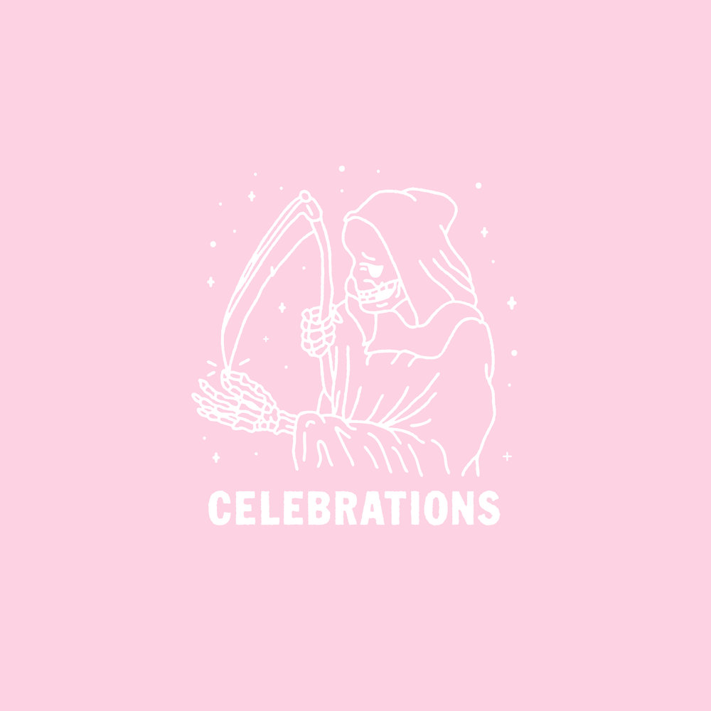 Nightmares for a Week - Celebrations LP available October 5th, 2018.