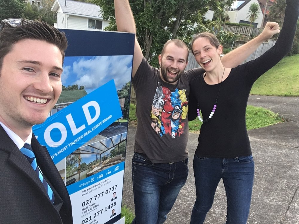 Becky & James - Matt and his team marketed our property very effectively and were always available if we had any questions. They worked hard to give us the result we wanted and we highly recommend them to anyone considering selling. Matt has been so helpful throughout the whole selling process and also in looking for our next property.