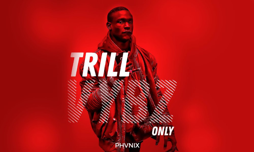 Victor Ndigwe, Nigerian Male Model Releases Debut Single: Trill Vybs Only - March 14, 2018