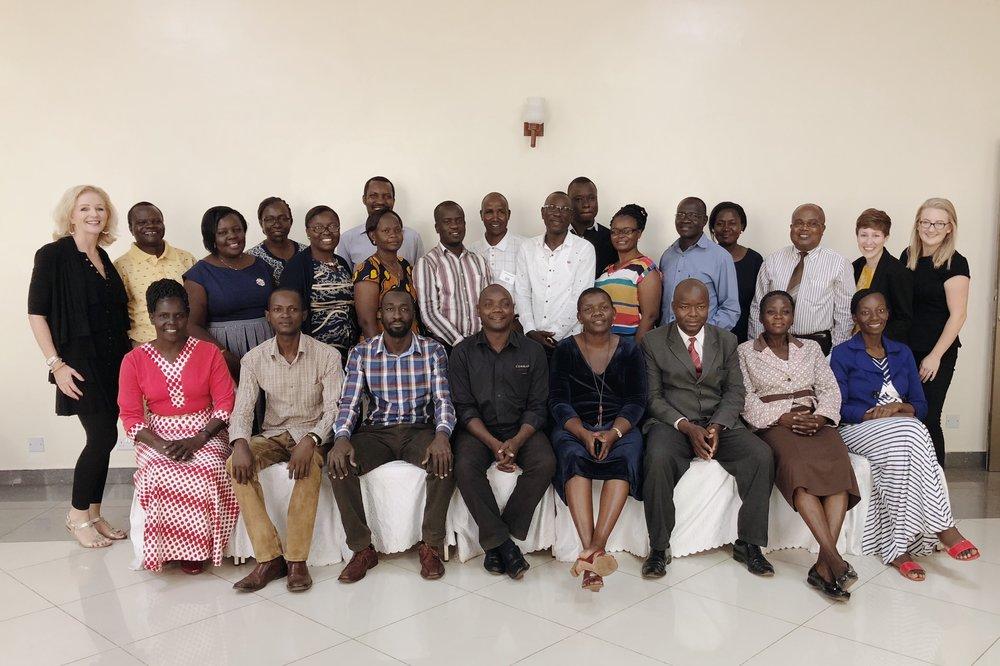 2018 MFTIO Graduates in Kisumu, Kenya