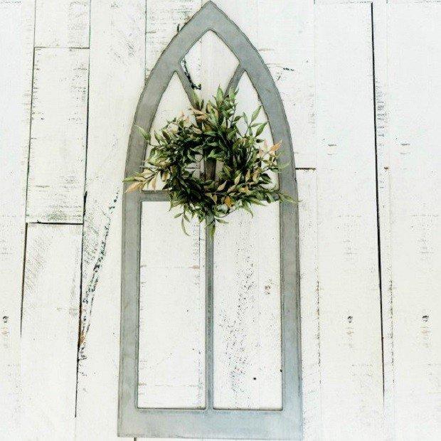 tall arch window