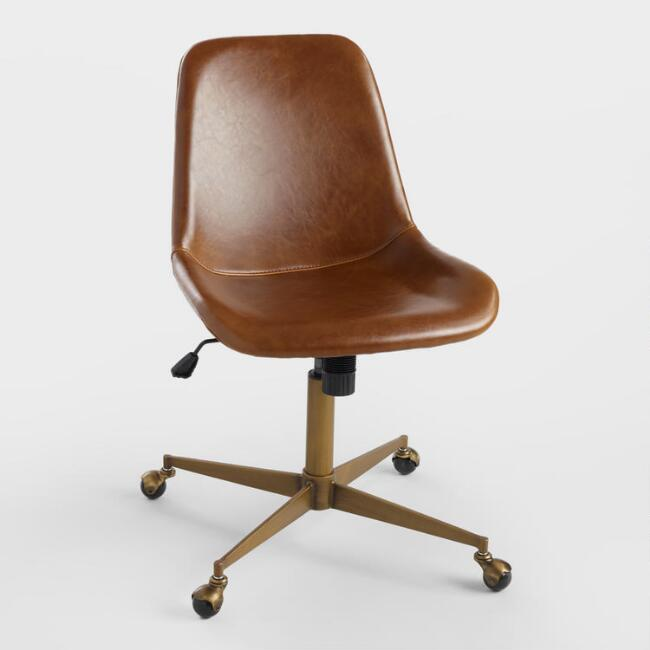 Cognac Desk Chair.jpg