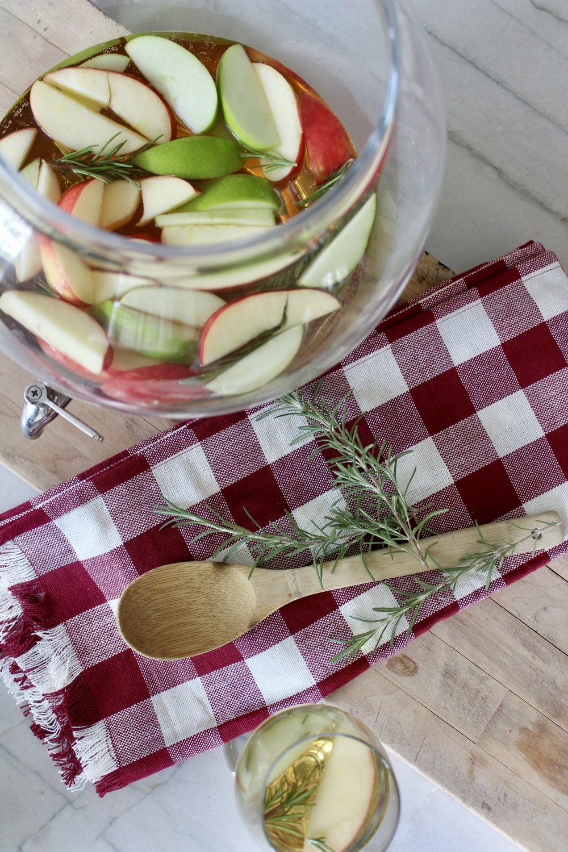 Apple Sangria