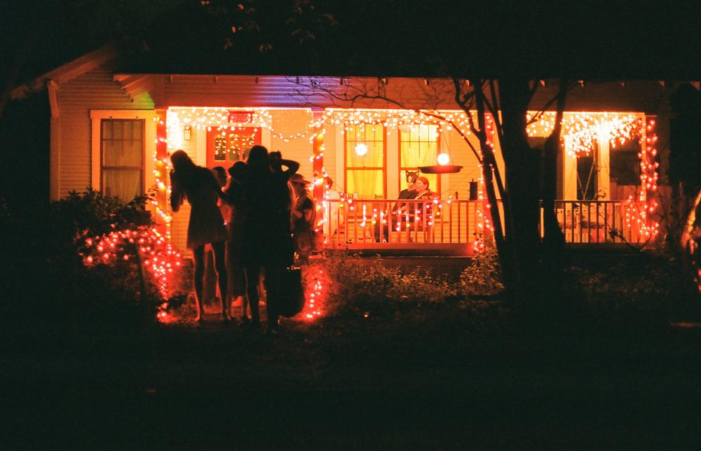 Halloween in Hyde Park