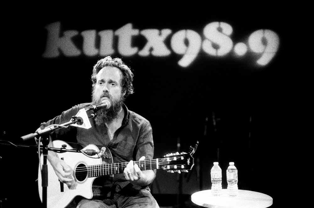 Iron and Wine at KUTX