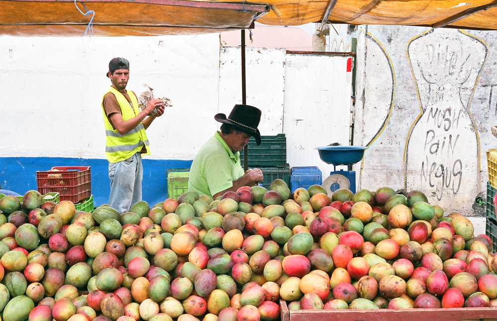 Heredia Street Market