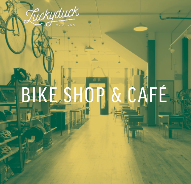 Luckyduck Bike Cafe