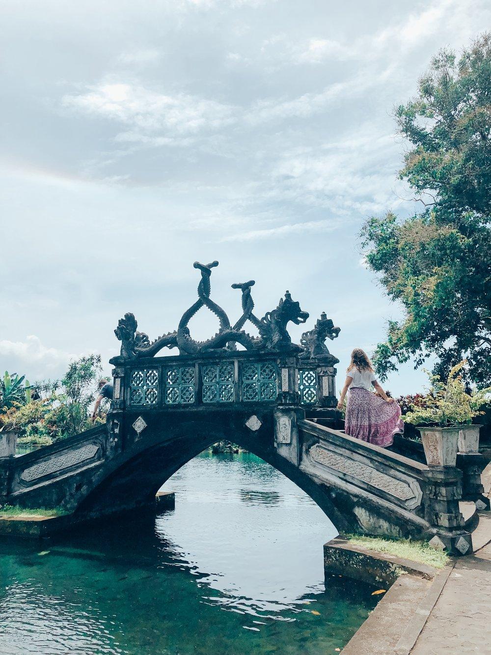 Tirta Gangga Royal Water Garden