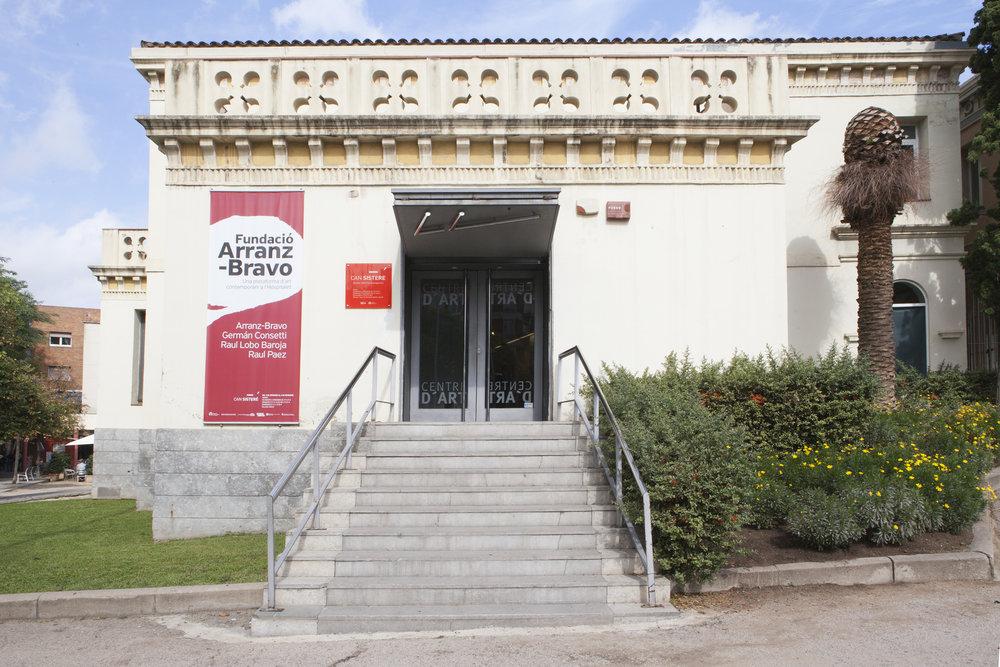 2016-CENTRE ART CAN SISTERÉ, Santa Coloma de Gramenet, Barcelona