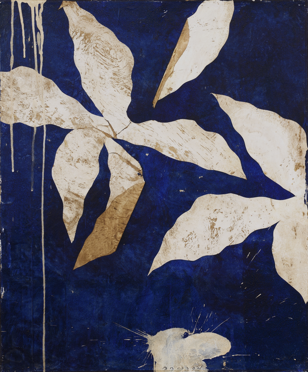 Contraste II, mixed media on canvas, 25 x 21 in (65 x 55 cm) 2014