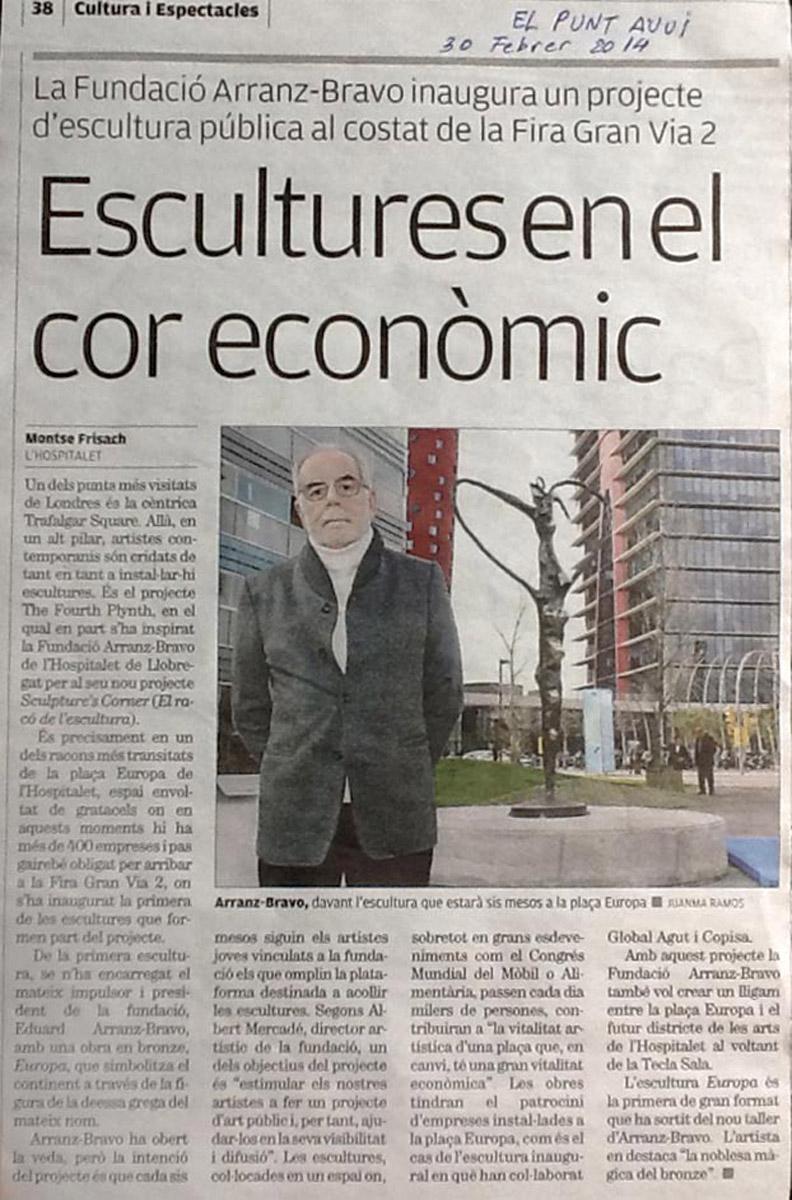 El Punt - February, 2014