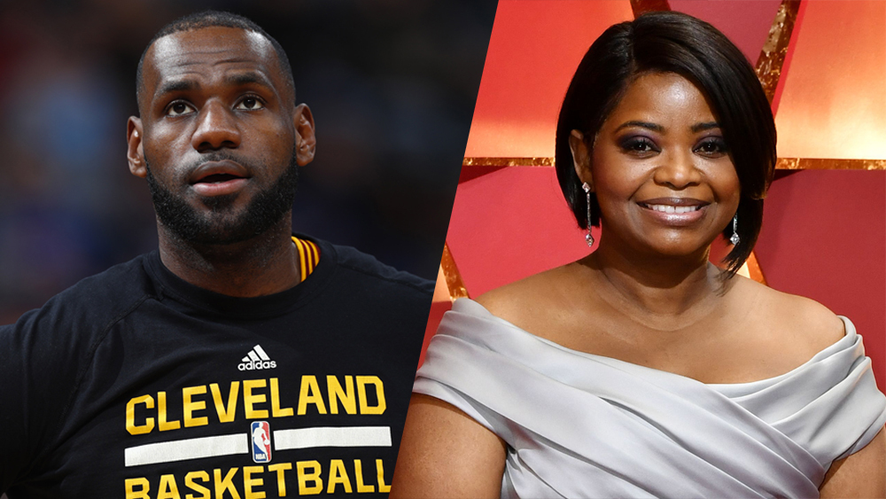 "LeBron James and Octavia Spencer team for ""Madam CJ Walker"" series for Netflix."