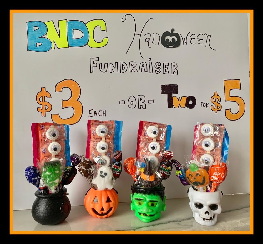 HALLOWEEN MINI BUCKETS (Handmade)