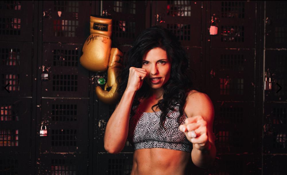 Alicia Napoleon Boxer