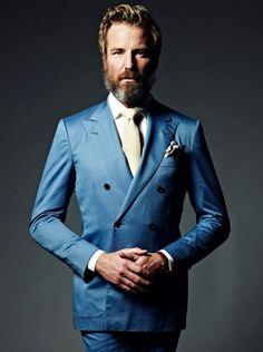 Double Breasted Suit | Salt Lake City, Utah — Utah Woolen Mills